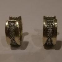 Серьги BVLGARI  из золота.jpg