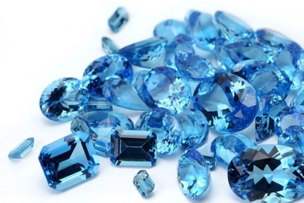 Аквамарин - камень для украшений