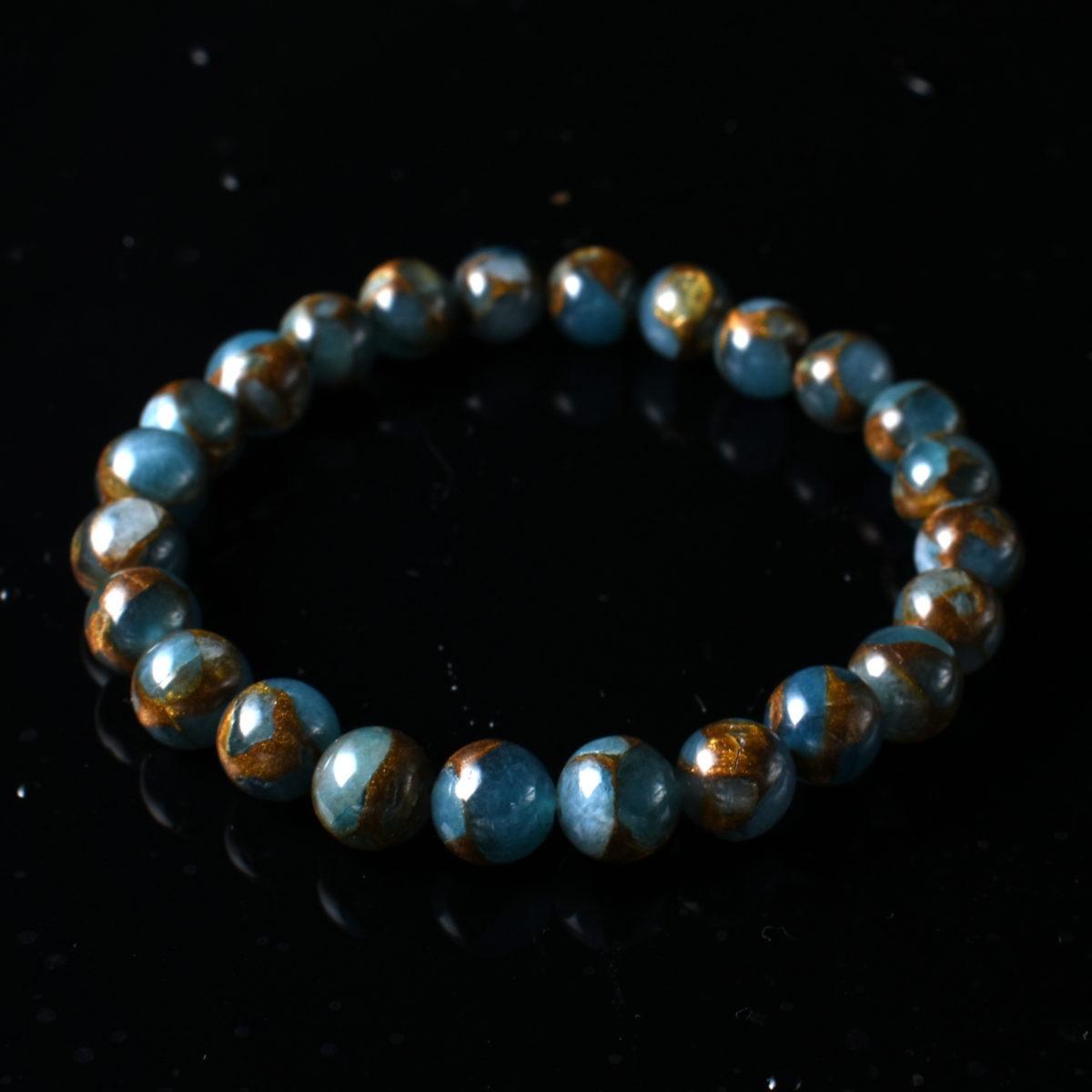 Стильный браслет на руку из бусин для женщин и мужчин