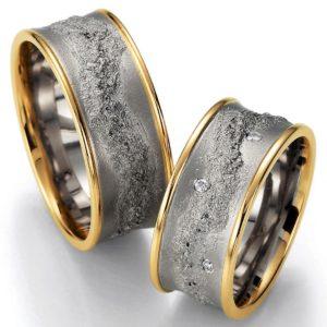 Брутальные обручальные кольца