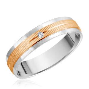 Интересное Обручальное кольцо