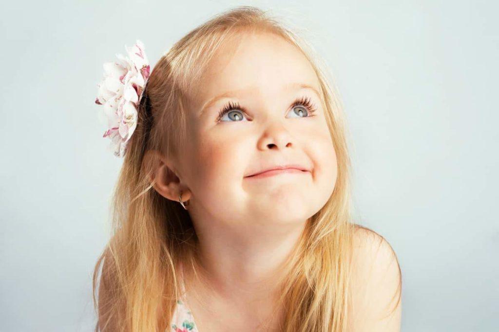 Детские серьги для девочек