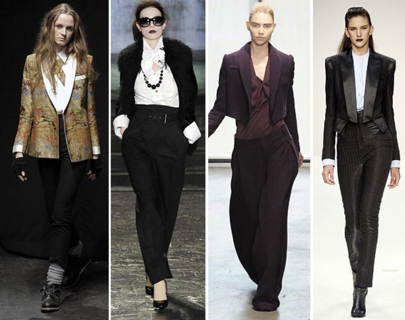 Гарсон-стиль одежды
