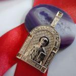 Православный кулон на шею